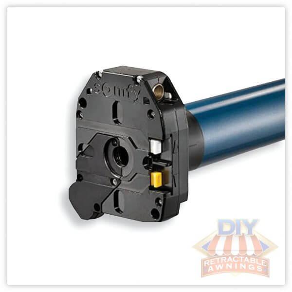 Somfy 500 Series motors