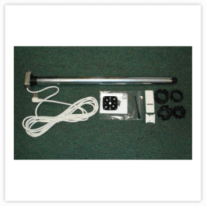 Retractable Awning Gear to Motor Conversion Kit