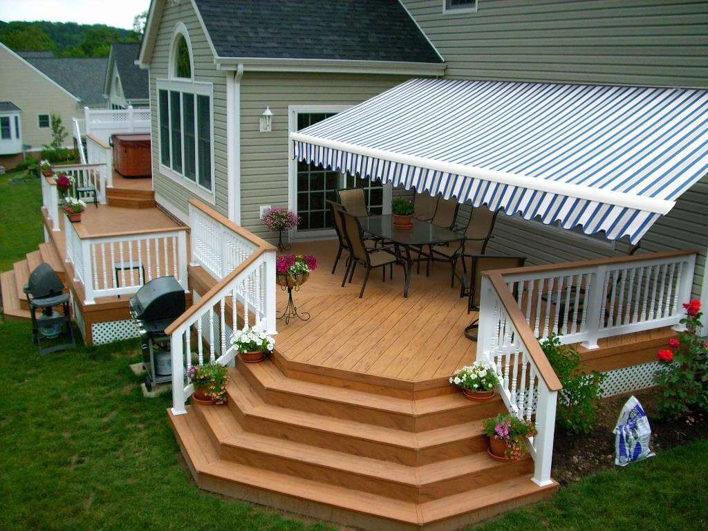Diy Retractable Awnings Easy To Install Parts