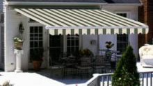 Awning Over a Porch
