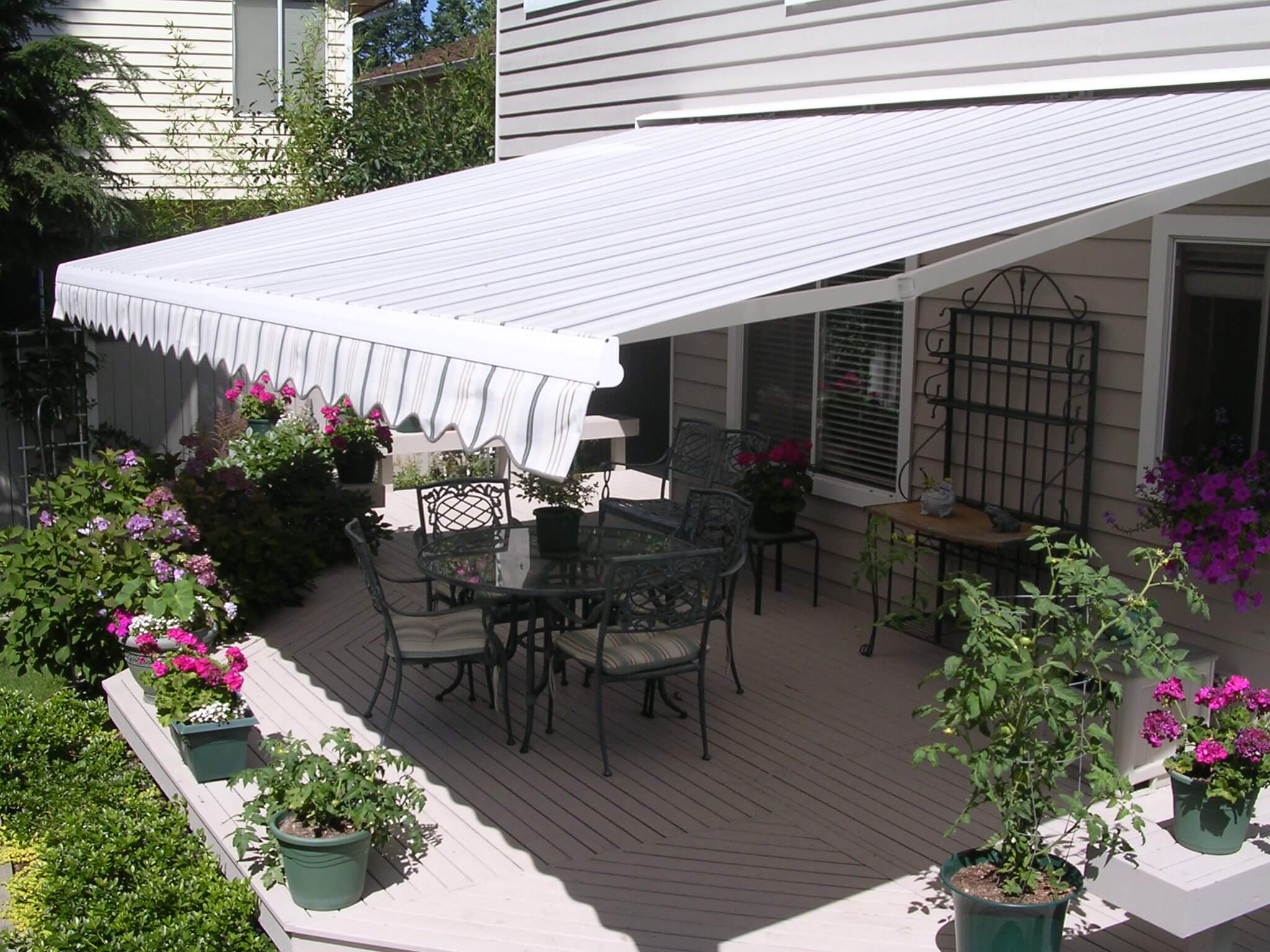 Diy Retractable Awnings Easy To Install Awnings Amp Parts