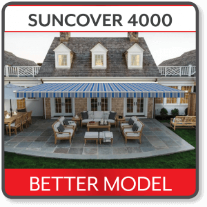 SUNCOVER 4000 PLUS (Starting at $2,243)