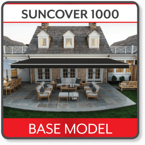 SUNCOVER 1000 (Starting at $1,703.00)