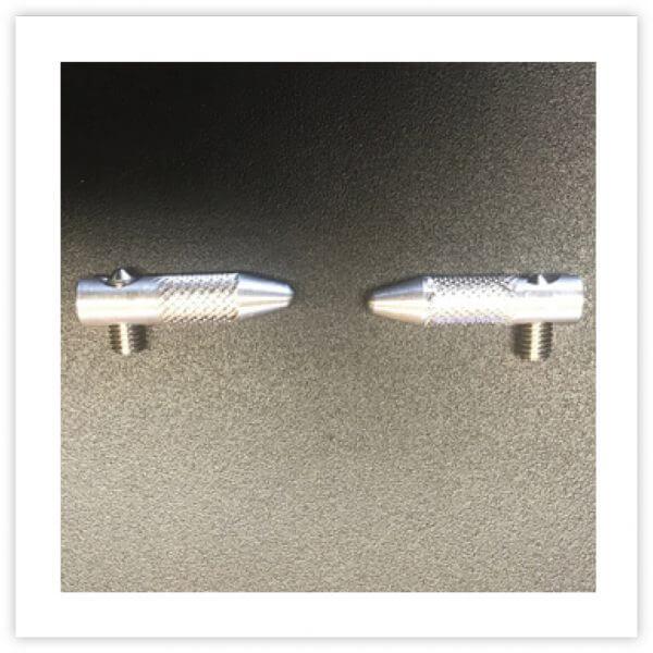 Fabric Bullet Locks