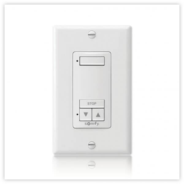 Somfy Decoflex 1 - White