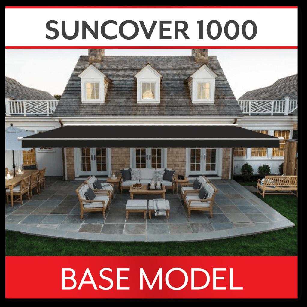 Suncover 1000 Base model