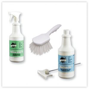 Awning Cleaning kit